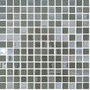 "Onix USA Stone Glass Opalo 1"" x 1"" Frosted Mosaic in Grey"