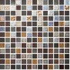 "Onix USA Mystic Glass 1"" x 1"" Mosaic in Savina"