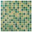 """Onix USA Classy Glass 4/5"""" x 4/5"""" Glass Mosaic in Jamaica"""