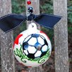 Glory Haus Soccer Ball Ornament