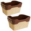 WaldImports Paperboard Box (Set of 2)
