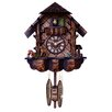 <strong>Musical Cuckoo Wall Clock</strong> by River City Clocks