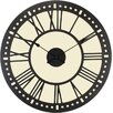 "<strong>River City Clocks</strong> Oversized 24"" Wall Clock"