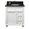 "<strong>Cottage Retreat 30"" Bathroom Vanity Base</strong> by Sagehill Designs"