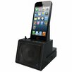 DOK 2 Port Smart Phone Charger with Bluetooth Speaker, Speakerphone and Rechargeable Battery