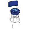 "Holland Bar Stool US Armed Forces 25"" Swivel Bar Stool with Cushion"