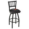"Holland Bar Stool Corvette - C6 25"" Swivel Bar Stool with Cushion"