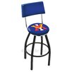 "Holland Bar Stool NCAA 30"" Swivel Bar Stool with Cushion"