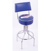 "<strong>Holland Bar Stool</strong> Logo Series 30"" Bar Stool with Cushion"