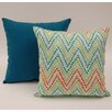 Dakotah Pillow 2 Piece Trend Spotter Knife Edge Pillow Set