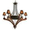 Kalco Aspen 6 Light Chandelier