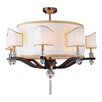 Kalco Sutton 16 Light Drum Chandelier