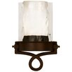 Kalco Newport 1 Light Wall Sconce