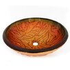 <strong>Textured Vessel Bathroom Sink</strong> by Legion Furniture
