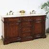 """Legion Furniture 61"""" Hatherleigh Sink Chest Vanity Set"""