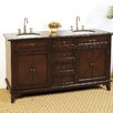 "<strong>Legion Furniture</strong> 69"" Hatherleigh Sink Chest Vanity Set"