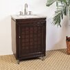 "<strong>Legion Furniture</strong> 24"" Hatherleigh Sink Chest Vanity Set"