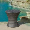 <strong>Home Loft Concept</strong> Tangiers Wicker Outdoor Accent Table