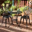 <strong>Home Loft Concept</strong> Bradley 3 Piece Bistro Set