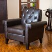 <strong>Salerno Button Tufted Club Chair</strong> by Home Loft Concept