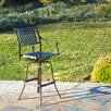 "Home Loft Concept Molino 46"" Bar Stool"