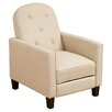 Home Loft Concept Exclusives Johnstown KD Tufted Recliner