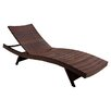 Home Loft Concept Haage Adjustable Chaise Lounge (Set of 2)
