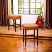 "Home Loft Concept Zuma 26"" Backless Bar Stool (Set of 2)"