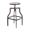 <strong>Home Loft Concept</strong> Ivar Swivel Bar Stool