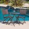 Home Loft Concept Narobi Outdoor 3 Piece Seating Set