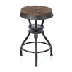 Home Loft Concept Forston Fir Top Adjustable Height Bar Stool