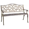 Home Loft Concept Nelson Cast Outdoor Bench