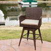 Home Loft Concept Tony PE Swivel Armed Barstool