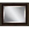 Ashton Wall Décor LLC Rectangle Framed Beveled Plate Glass Mirror