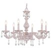 Crystorama Sutton 6 Light Crystal Chandelier II