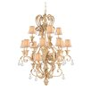 <strong>Winslow 16 Light Chandelier</strong> by Crystorama