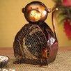 Deco Breeze Figurine Table Fan (Set of 2)