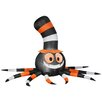 Gemmy Industries Spider with Stove - Pipe Hat Halloween Decoration