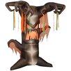 Gemmy Industries Frightening Tree Halloween Decoration