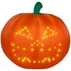 Gemmy Industries Animated Lightsync Pumpkin Thriller Halloween Decoration