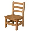 """Wood Designs 10"""" Wood Classroom Glides Chair"""