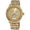 Vernier Women's Faux Chronograph Bracelet Watch