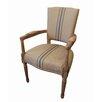 White x White Amity Arm Chair