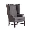 Comfort Pointe Jitterbug Chippendale Wingback Chair