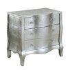 Coast to Coast Imports LLC 3 Drawer Chest I