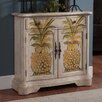 Coast to Coast Imports LLC 2 Door 1 Drawer Cabinet