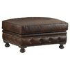 Images of Courtrai Belfort Leather Ottoman