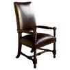 Tommy Bahama Home Kingstown Edwards Leather Arm Chair (Set of 2)