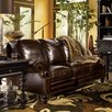 Tommy Bahama Home Warmick Leather Sofa