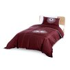 TrueModern Starburst 2 Piece Twin Duvet Set